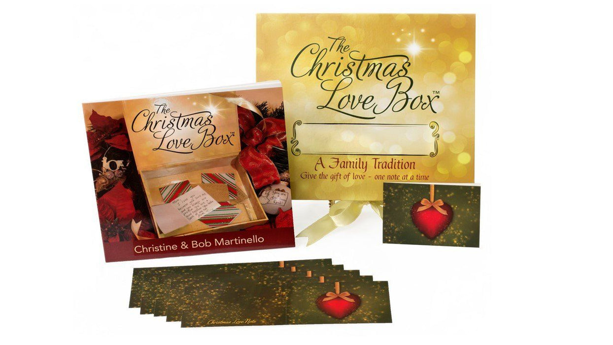 Christmas Family Gifts - The Christmas Love Box - Love the Lord Inc