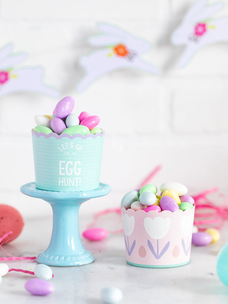 Egg Hunt Baking Cups