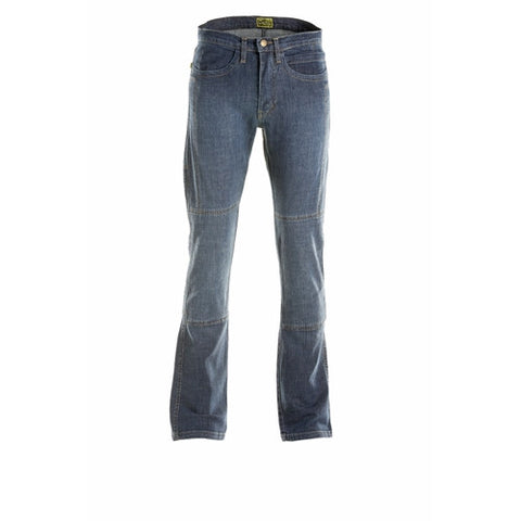 Draggin Jeans Biker Blue Mens