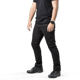 Draggin Jeans Twista Mens Black - MotoHeaven - 1