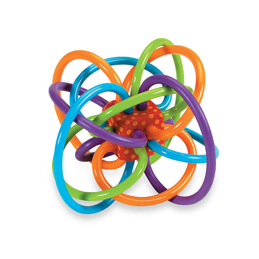 Colorful Bendy Learning Toy