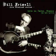 Bill Frisell Live in Paris, France 06/28/90