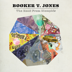 Booker T. - The Road From Memphis CD