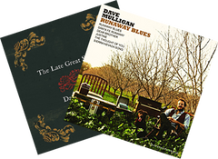 DAVE MULLIGAN - Runaway Blues & The Last Great Southwest CD Bundle