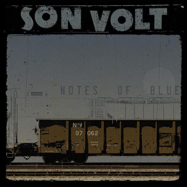 SON VOLT - AUTOGRAPHED Notes of Blue LIMITED EDITION CD + DOWNLOAD WITH TWO BONUS TRACKS