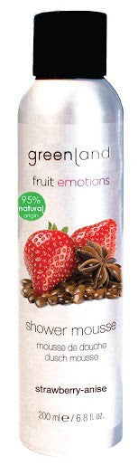 Fruit Emotions shower mousse Strawberry/Anise
