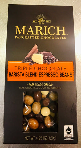 Triple Chocolate Covered Espresso Beans
