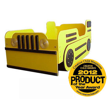 Bulldozer Bed