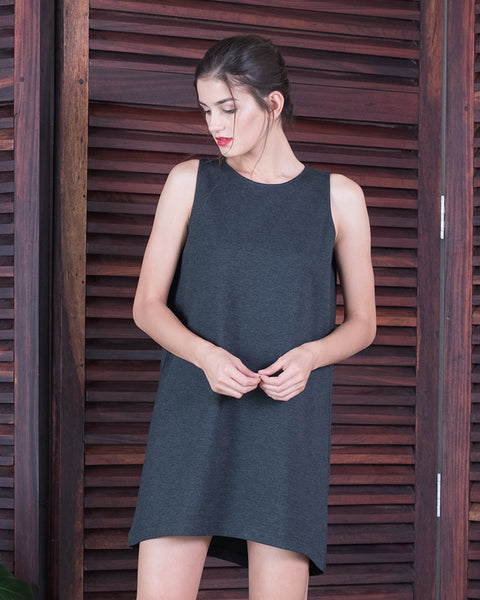 Hariata Short Dress - Cole Vintage