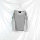 double layered mesh longsleeve