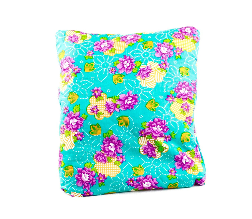 Divine Mother Green Secret Pillow