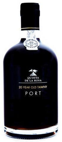 10 years old Tawny Port Tonel 12 DOC 0.5l, Quinta de la Rosa, Douro