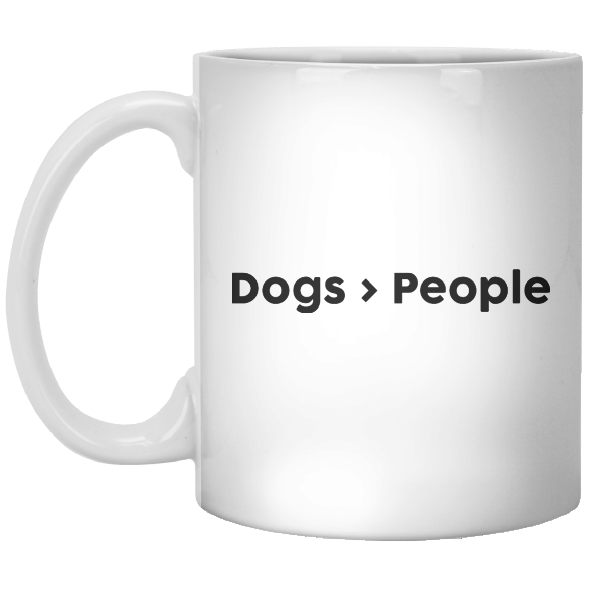 Dogs  People MUG - Shirtoopia