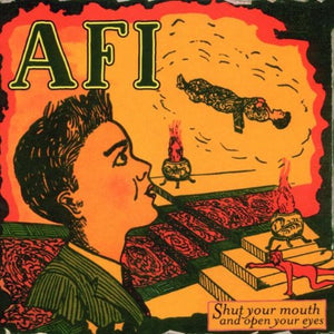 AFI ‎- Shut Your Mouth And Open Your Eyes - New LP