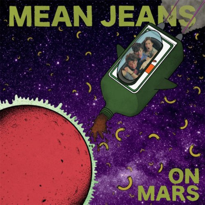 Mean Jeans - On Mars - New CD or New LP