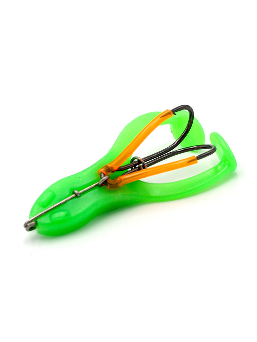 Pre-Rigged Rubber Frog Lure
