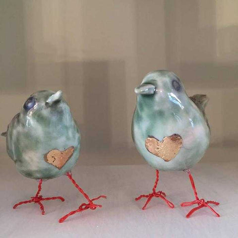 Ceramic Love Bird
