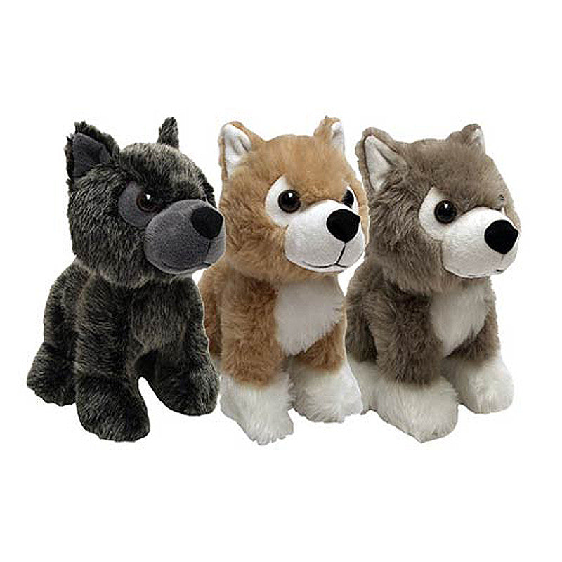 Game of Thrones DIREWOLF Plush Cub Set - Domestic Platypus