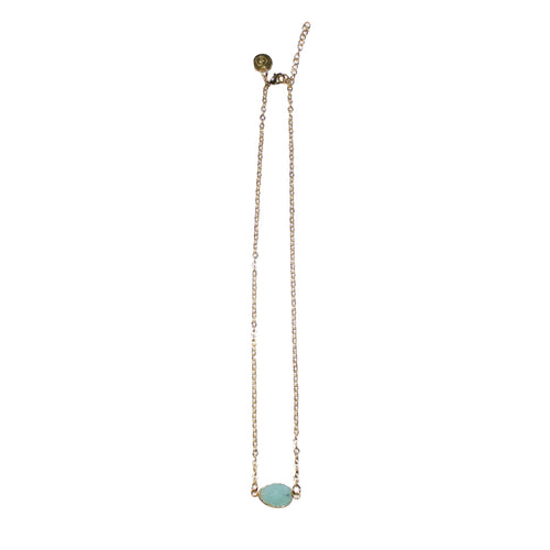 'Teri' (Amazonite) Necklace