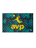 2019 AVP/RVB Event Hand Towel,AVP Items - Rox Volleyball