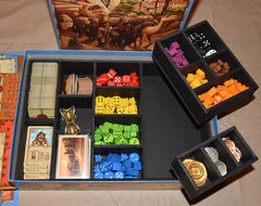 The Voyages of Marco Polo Foamcore Insert (pre-assembled) - Top Shelf Gamer - 1