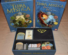 Terra Mystica Foamcore Insert (pre-assembled) - Top Shelf Gamer - 1