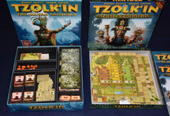Tzolk'in Foamcore Insert (pre-assembled) - Top Shelf Gamer - 1
