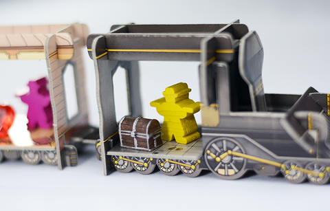 Deluxe Token Bundle compatible with Colt Express™
