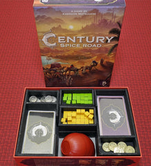 Century: Spice Road™ V2 Foamcore Insert (pre-assembled)