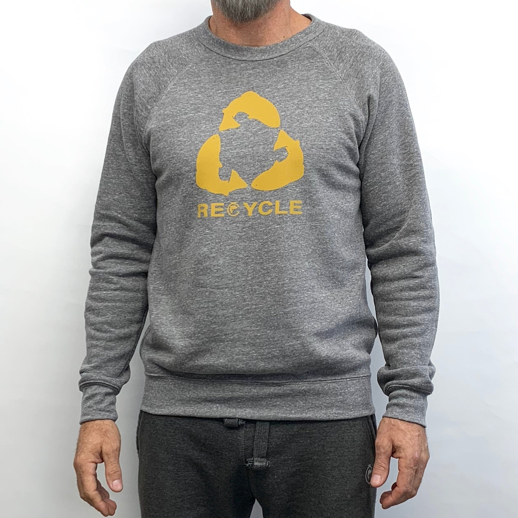 Recycle Sweatshirt (Unisex)
