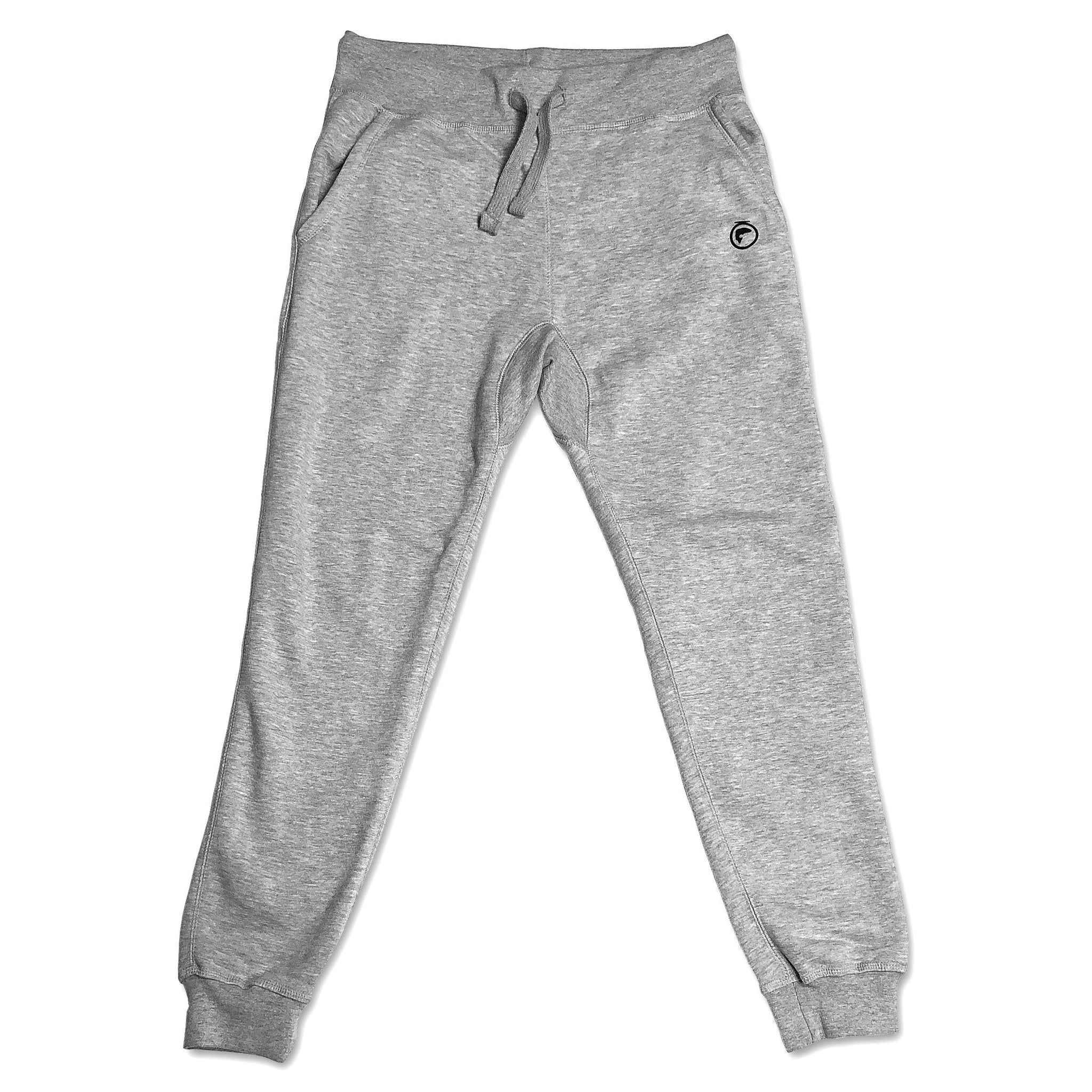 Fleece Jogger Sweatpants (Unisex) - Gray