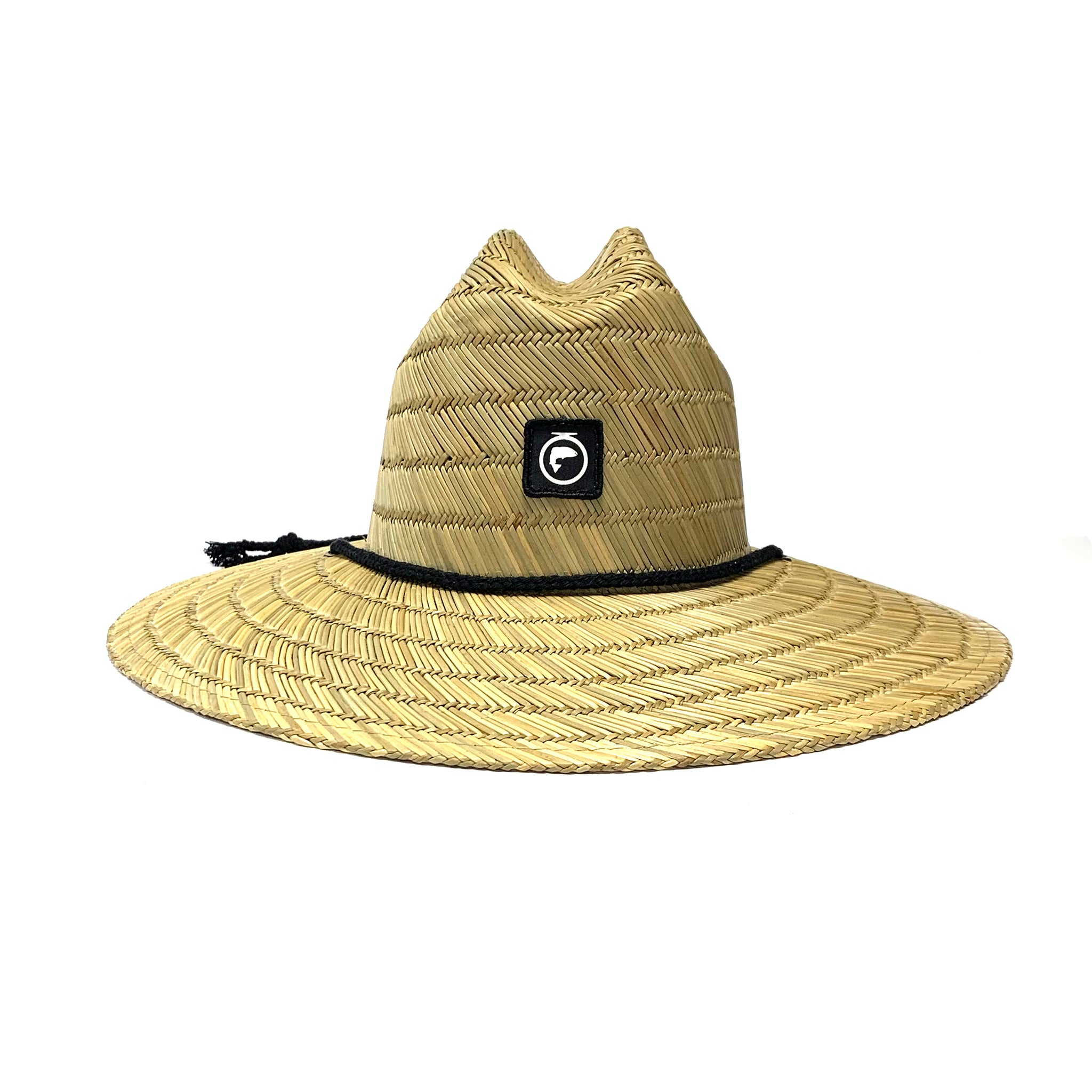 Streamside Sun Hat - Logo