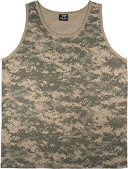 Rothco ACU Digital Camouflage Tank Top