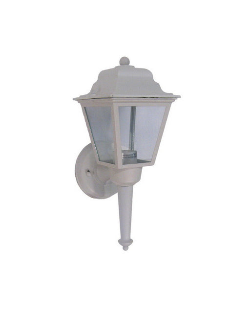 Epiphany Lighting 104894 Bk One Light Outdoor Exterior: Epiphany Lighting 104971 BK Three Light Cast Aluminum