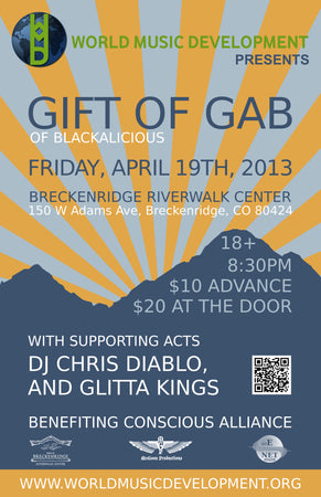 Gift of Gab: Conscious Alliance Benefit