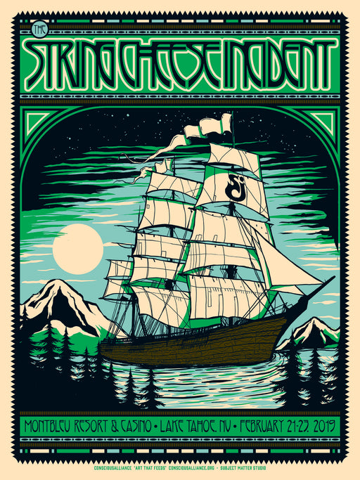 String Cheese Incident Lake Tahoe - 2019