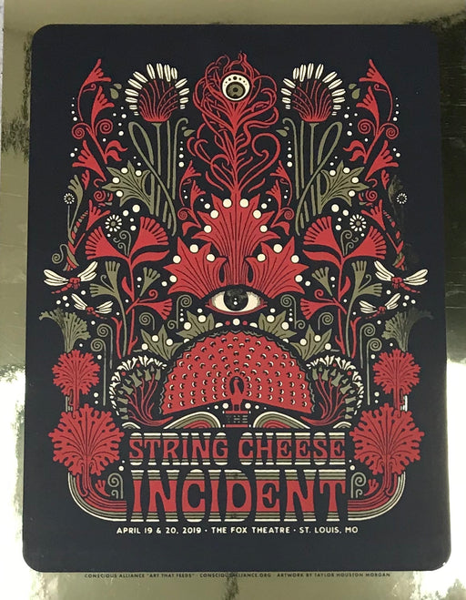 String Cheese Incident St Louis (Foil Variant) - 2019