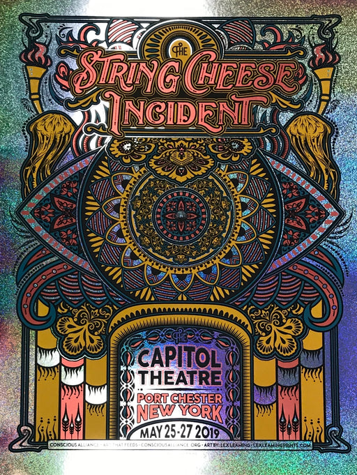String Cheese Incident Port Chester (Foil Variant) - 2019