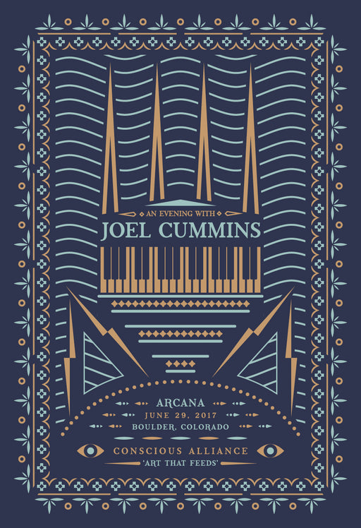 An Evening with Joel Cummins - 2017