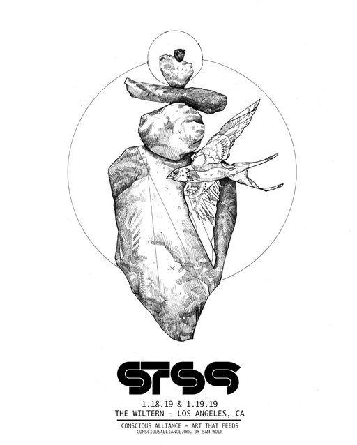 STS9 California Regular Variant Set - 2019
