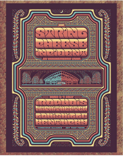 String Cheese Incident Louisville - 2019
