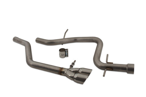 Cat-Back Exhaust for VW TDI Jetta (09-10) & Sportwagen (09-14)