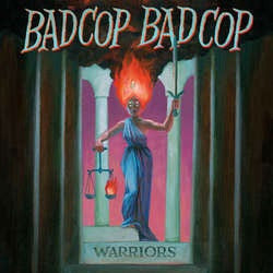 "Bad Cop / Bad Cop ""Warriors"" LP"