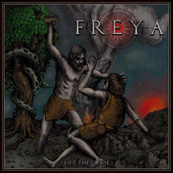 "Freya ""Lift The Curse"" CD"