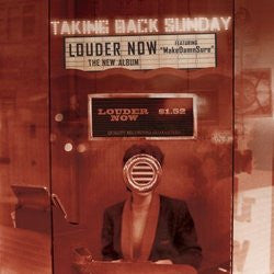 "Taking Back Sunday ""Louder Now"" CD"