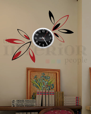Abstract Clock 12(CL-62)
