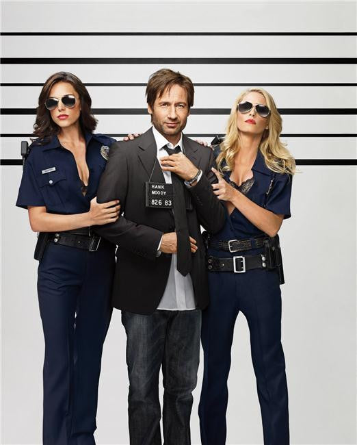 Californication Silk Print TV Shows Poster 017