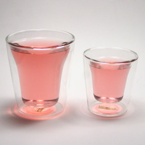 Double Wall Glass Cup 100ml