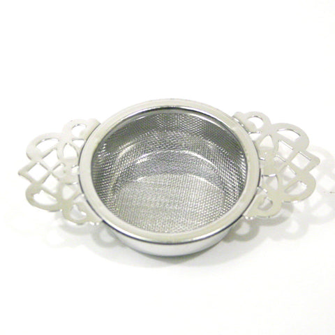 Afternoon tea strainer