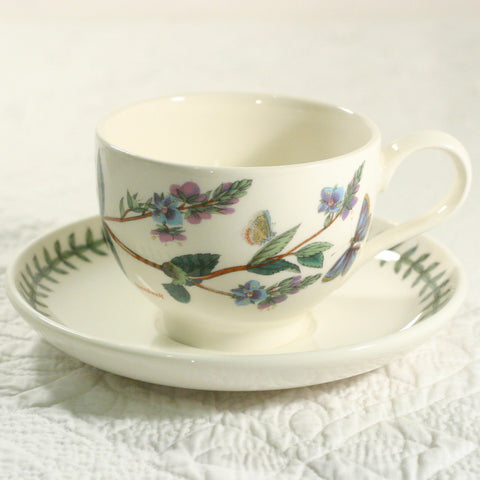 Botanic Garden - Breakfast Teacup&Saucer Set of 6